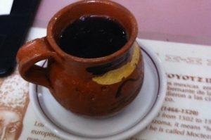 Café de Olla (in Messico)