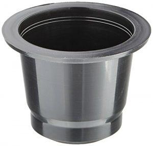 Capsulina - Capsule ricaricabili per sistemi Nespresso, confezione da 100 pezzi