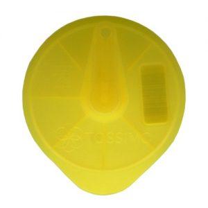 Bosch T-Disc - Parte di ricambio per Tassimo T20, giallo