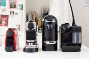 DIFFERENZE TRA I PRODUTTORI DI CAFFÈ NESPRESSO