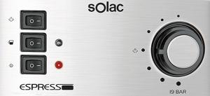 Solac CE4480 Espresso: macchina per caffè espresso da 19 bar